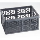 Mercedes-Benz Collapsible Shopping Crate